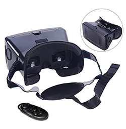 Google Karton Version 3D VR Brille