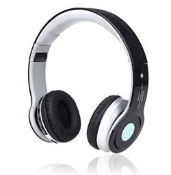 Faltbarer drahtloser Bluetooth Stereokopfhörer