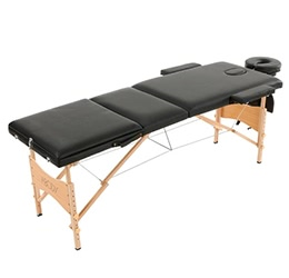 Abody 3 Fold Portable Massage Bed