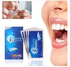 28Pcs 3D Double Elastic Gel Teeth Whitening Strips